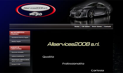All services 2008