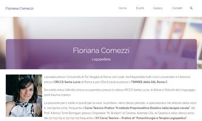 Floriana Comezzi - Logopedista