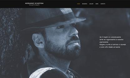 Adriano Scappini Vocal Coach