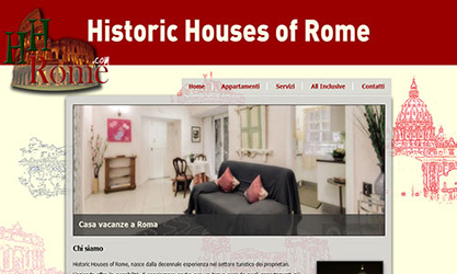 Historic Houses of Rome